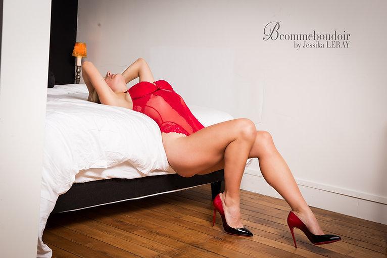 inspiration séance photo boudoir sensuel