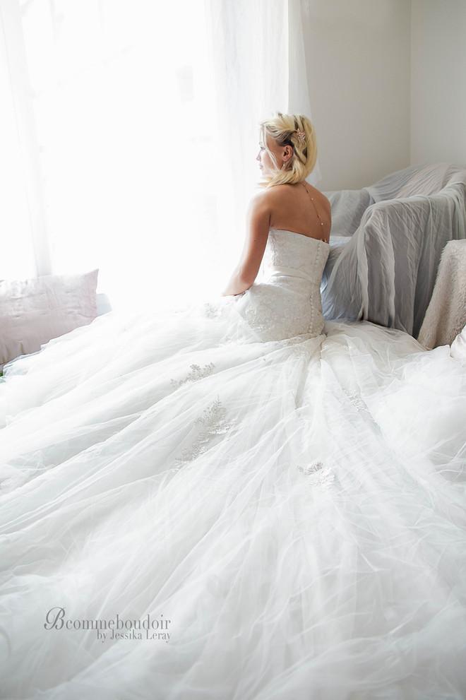 boudoir mariage