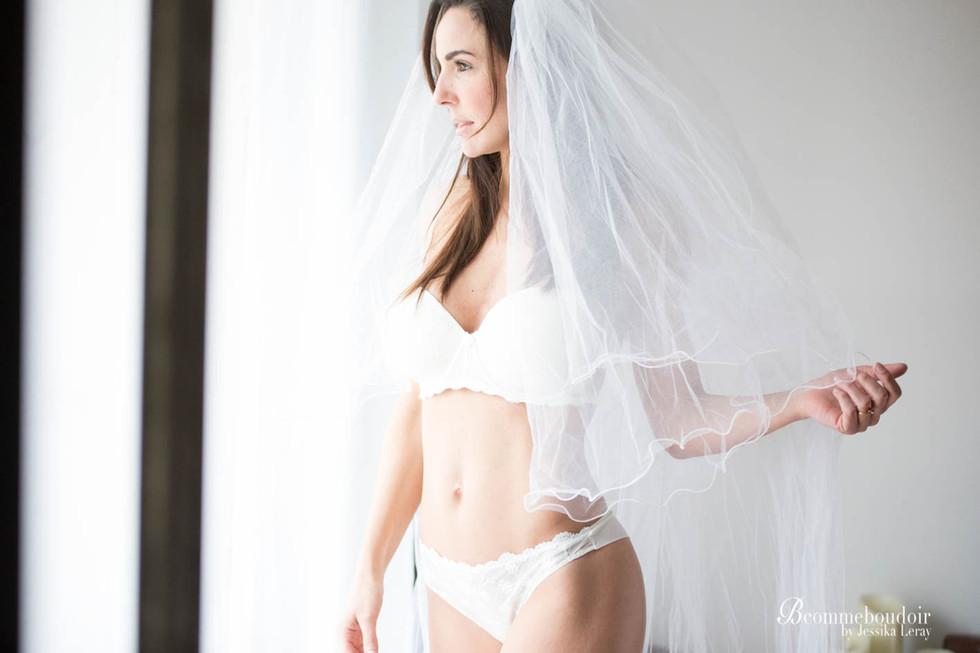 séance photo future mariée, boudoir mariage