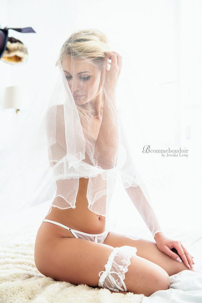 photo boudoir mariage paris