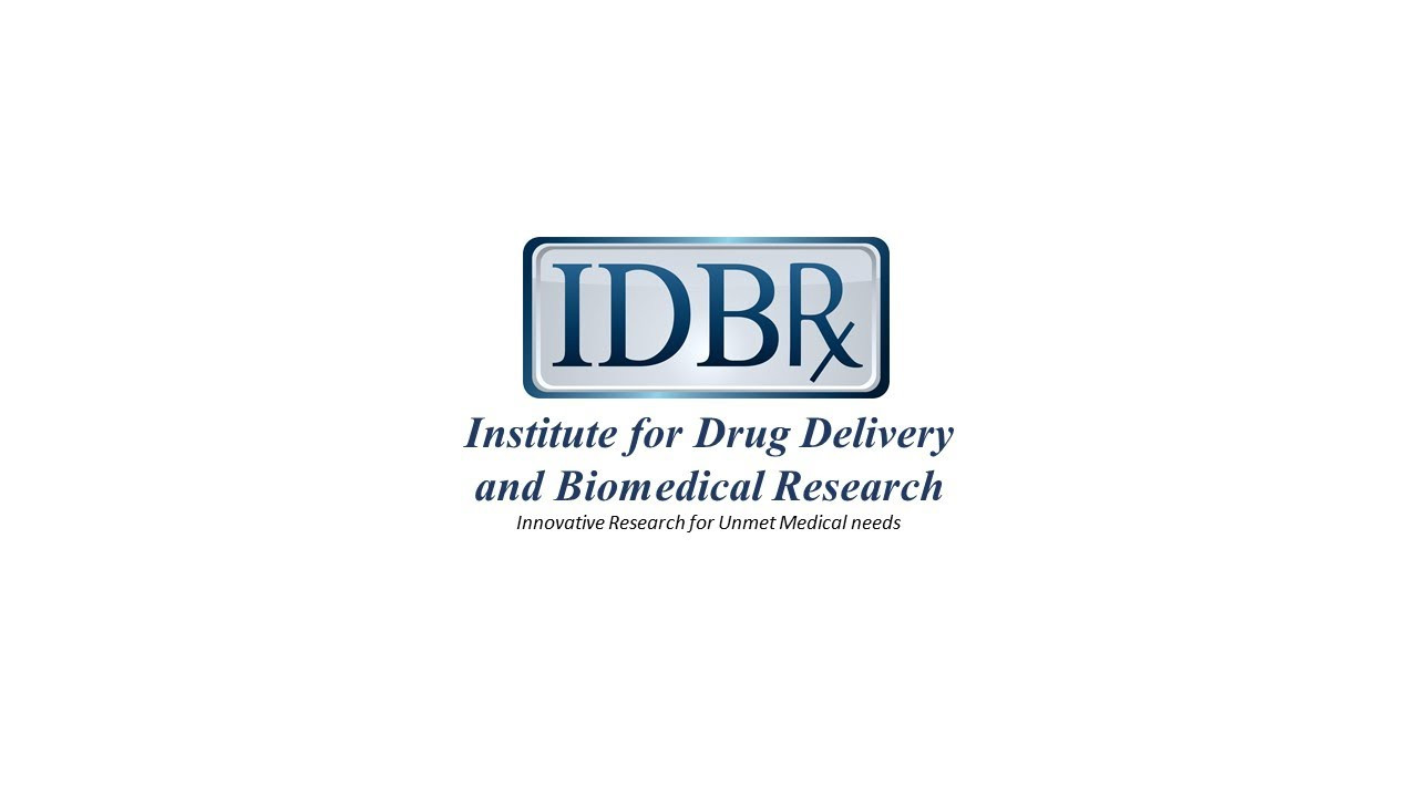 Facility Tour of Institute for Drug Delivery and Biomedical Research