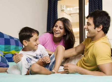 WHAT IS YOUR PARENTING STYLE ?