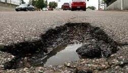 Pothole Menace in Bangalore