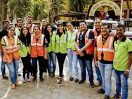 Diageo Employee Engagement, Mumbai