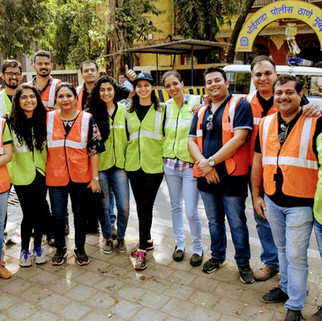 Diageo Mumbai team