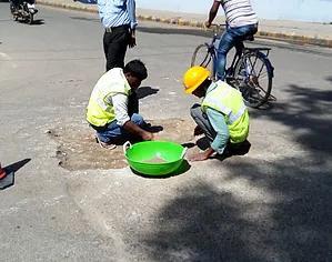 Pothole Prep