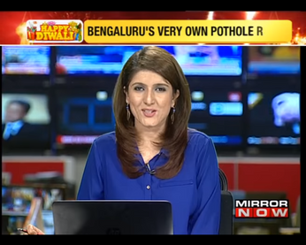 Pothole Raja Setting An Example On How To Deal With The Civic Negligence I The News