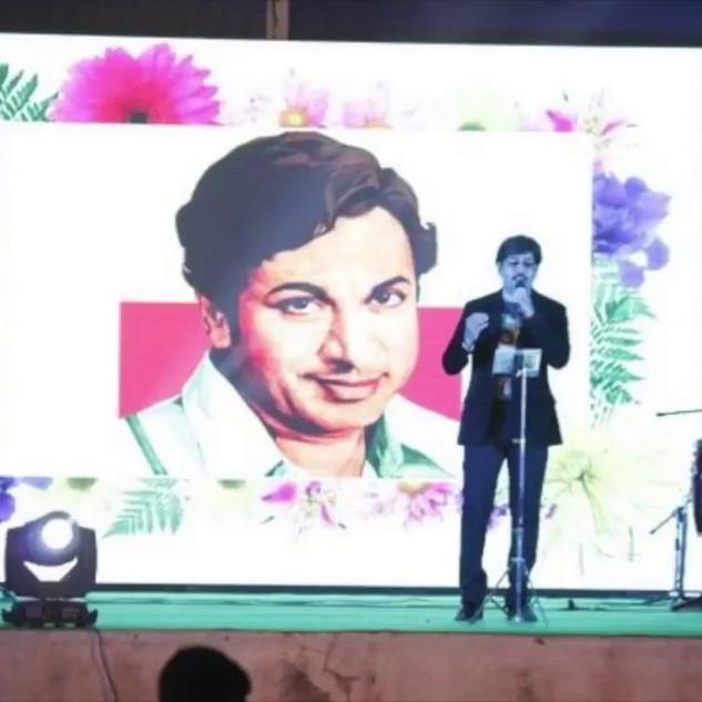 Journey of Star Singer Shankar 2019