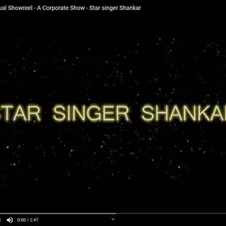 Multilingual Showreel - A Corporate Show - Star singer Shankar