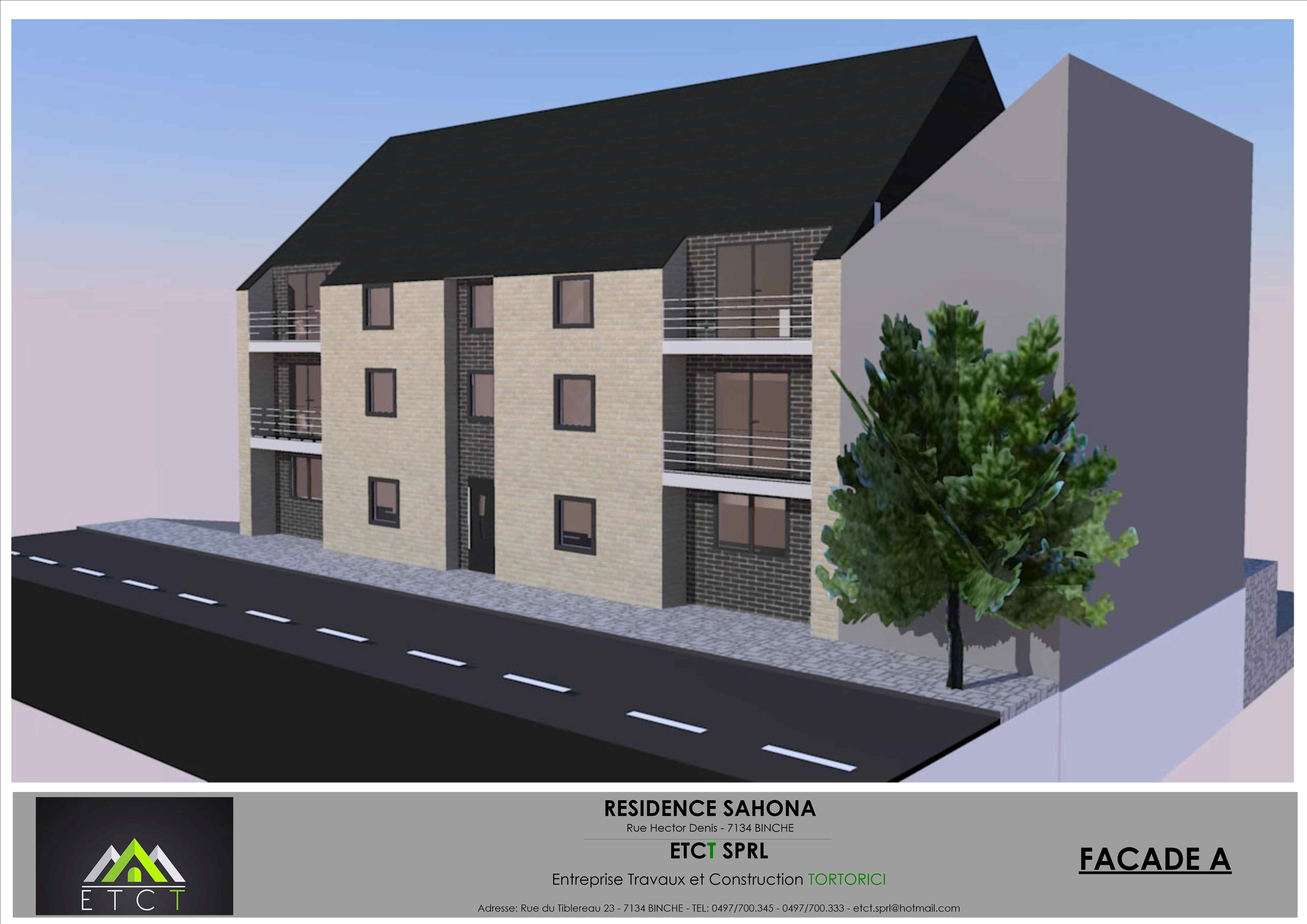 Appartements MISE EN PAGE 3D