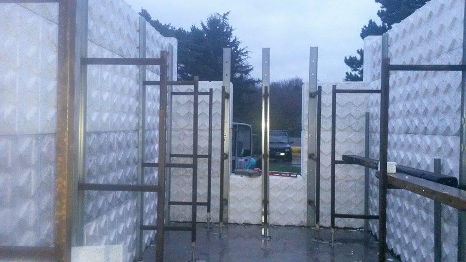 Maison basse énergie Blocs Alphacube