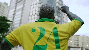 LGBTQIA+ vai à Justiça questionar falta do número 24 na Seleção Brasileira