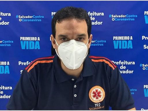 Artigo: Pandemia reforça ainda mais importância do Samu