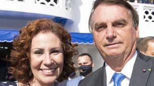 Carla Zambelli diz que só abandonaria o governo Bolsonaro se souber que ele roubou