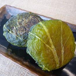 Benkei meshi (Grilled rice ball)