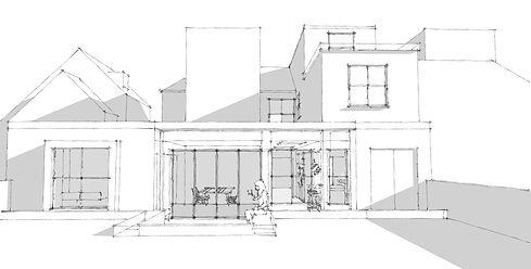 Terrace House Extension