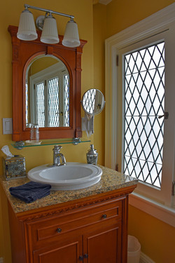 Golden Delicious Bathroom Vanity