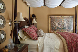Golden Delicious Bed with Canopy