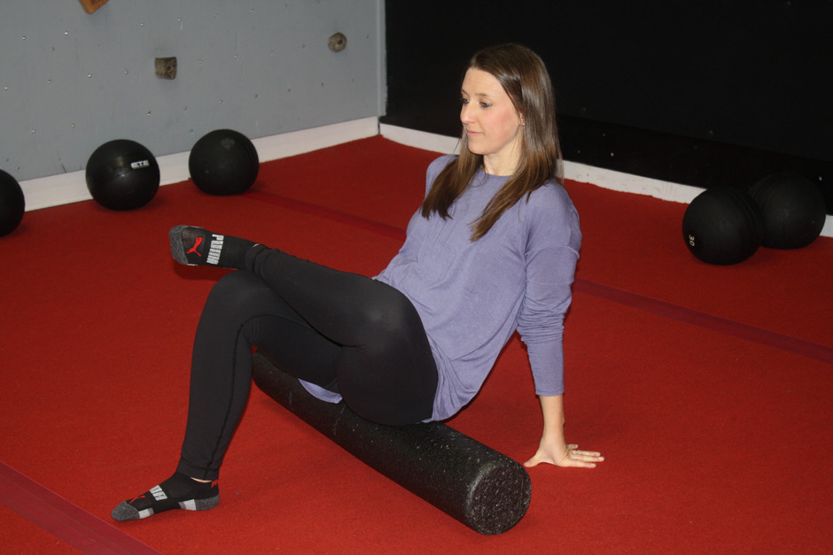 Foam Rolling During Pregnancy