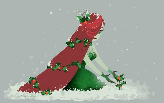 Winter Poison Ivy