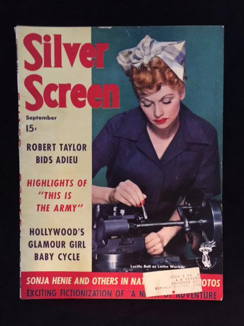 Silver Screen Magazine