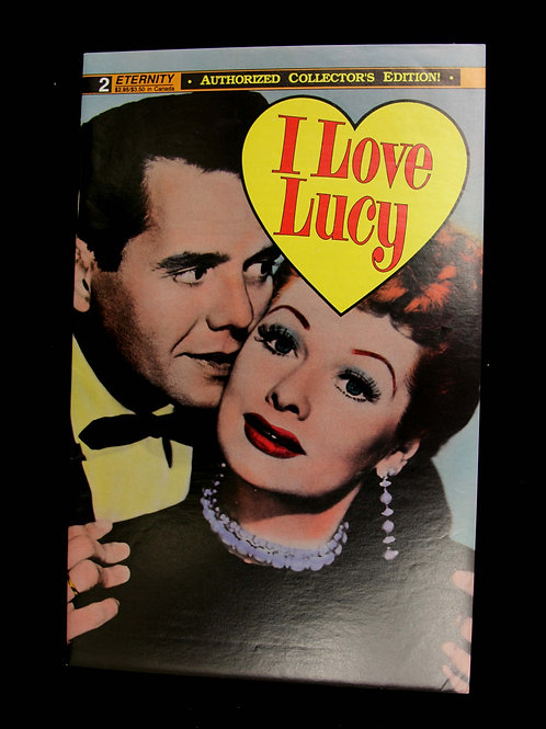 Collector's Edition I Love Lucy Comic Book #2