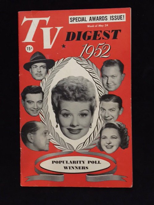 TV Digest 1952