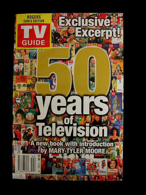TV Guide 50 Years of Television