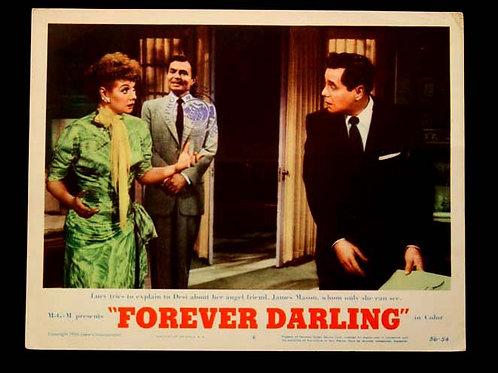"""Forever Darling"" Lobby Card"
