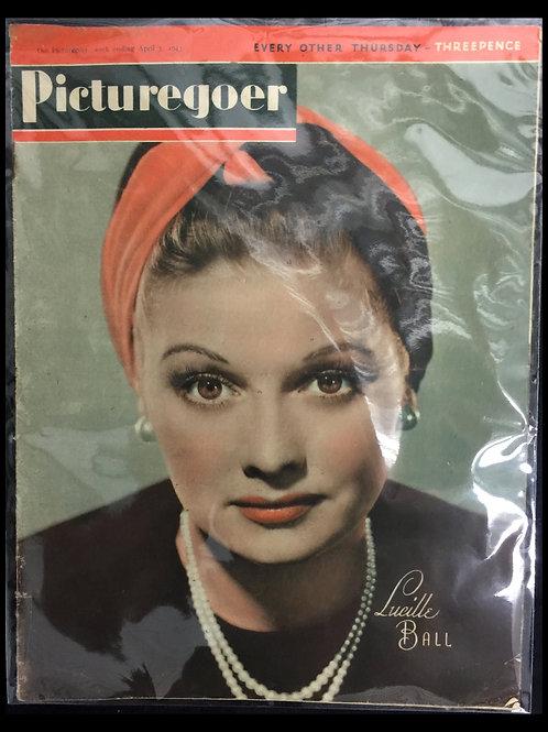 """Picturegoer"" Magazine 1943"