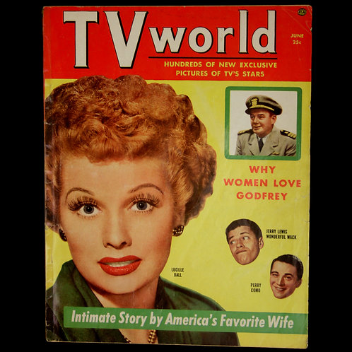 TV World 1953