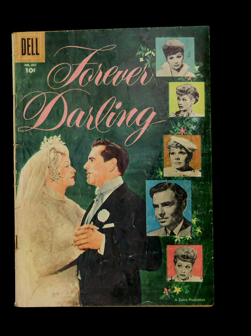 Forever Darling comic Book