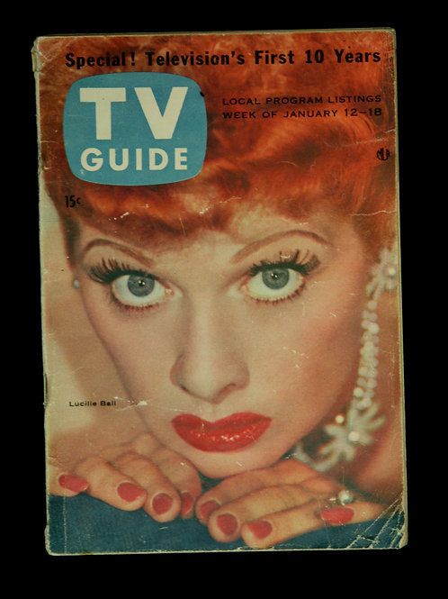TV Guide: First 10 Years of Television