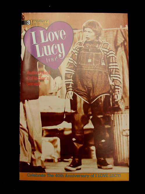 Collector's Edition I Love Lucy Comic Book #3