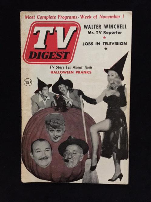 "TV Digest ""Halloween Pranks"""