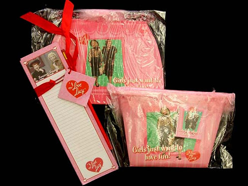 """""""I Love Lucy"""" Friendship Stationary"""