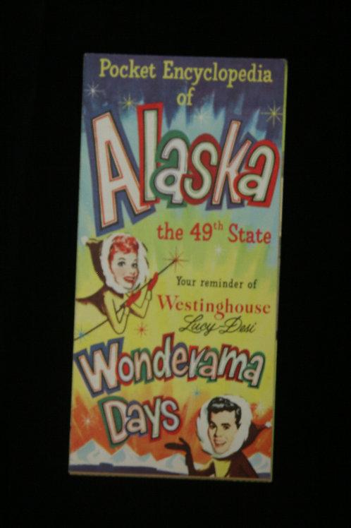 """""""Pocket Encyclopedia of Alaska"""""""