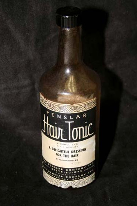 Penslar Hair Tonic Desi Prop