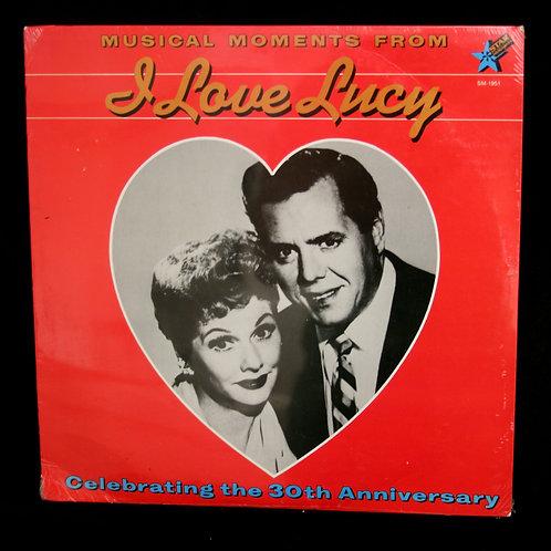 I Love Lucy Television Soundtrack Album