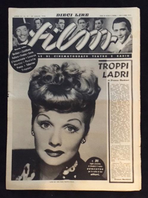 """Film"" Newsprint"