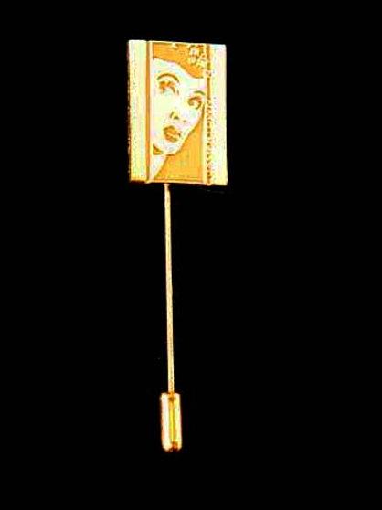 Lucy Festival Lapel Pin