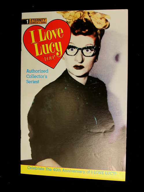 Collector's Edition I Love Lucy Comic Book #1