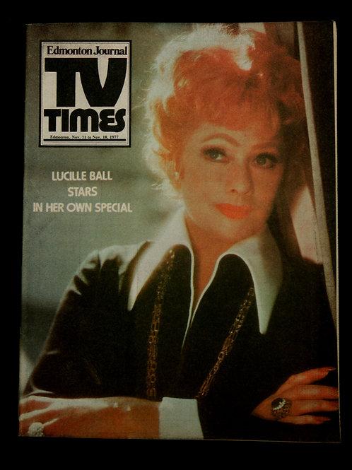 TV Times November 1977