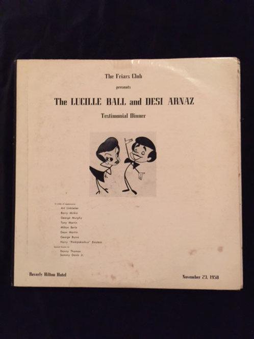 Friars Club Album