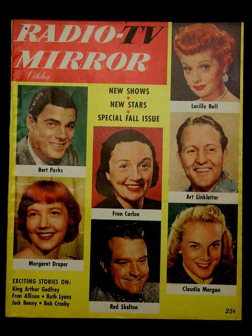 Radio-TV Mirror Magazine 1952