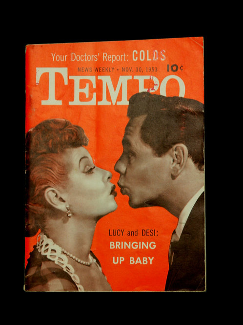 Tempo  News Weekly 1953
