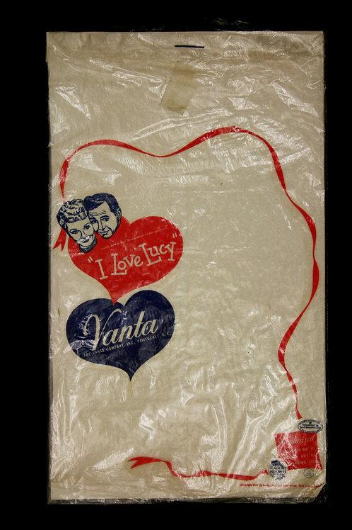 """Vanta """"I Love Lucy"""" Bag"""