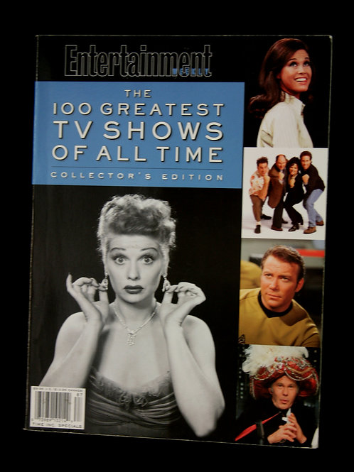 EW: 100 Greatest TV Shows of All Time