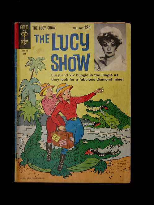 The Lucy Show Comic No. 5