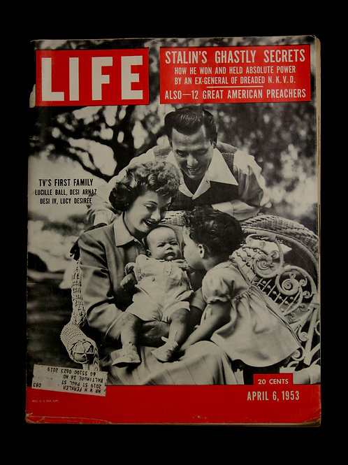 Life Magazine 1953